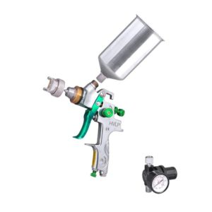 2.5mm HVLP Spray Gun from eBay seller yescomusa